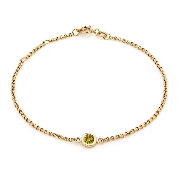 philippa-herbert-alexandra-felstead-birthstone-bracelet-august-peridot