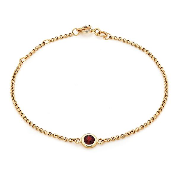 philippa-herbert-alexandra-felstead-birthstone-bracelet-january-garnet
