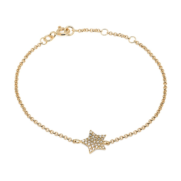 Philippa_Herbert_9kt_yellow_gold_chubby_star_bracelet_yellow
