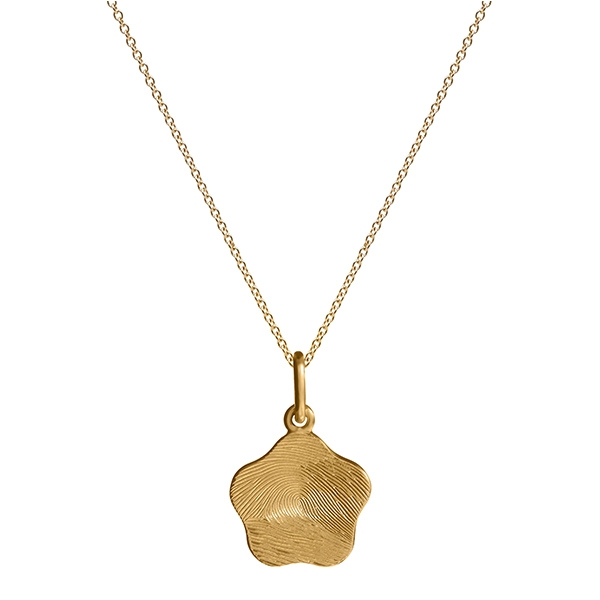 philippa-herbert-9kt-yellow-gold-15mm-flower-charm-pendant-on-chain-fingerprint-engraving-print-to-edge-600