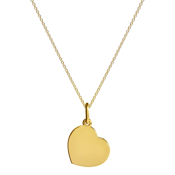 philippa-herbert-9kt-yellow-gold-18mm-heart-charm-pendant-on-chain-no-engraving-plain