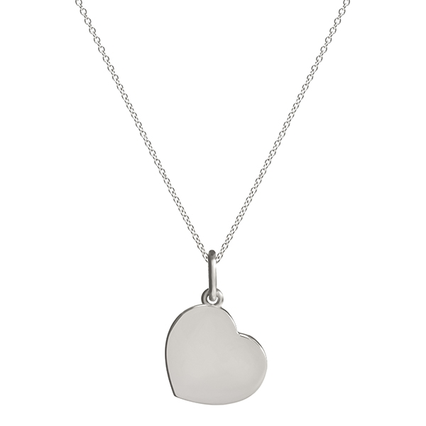 philippa-herbert-white-gold-18mm-heart-charm-pendant-on-chain-no-engraving-plain