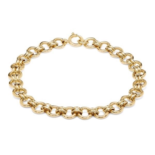 Philippa-Herbert-Charm-Bracelet-9kt-Yellow-Gold-Highclere