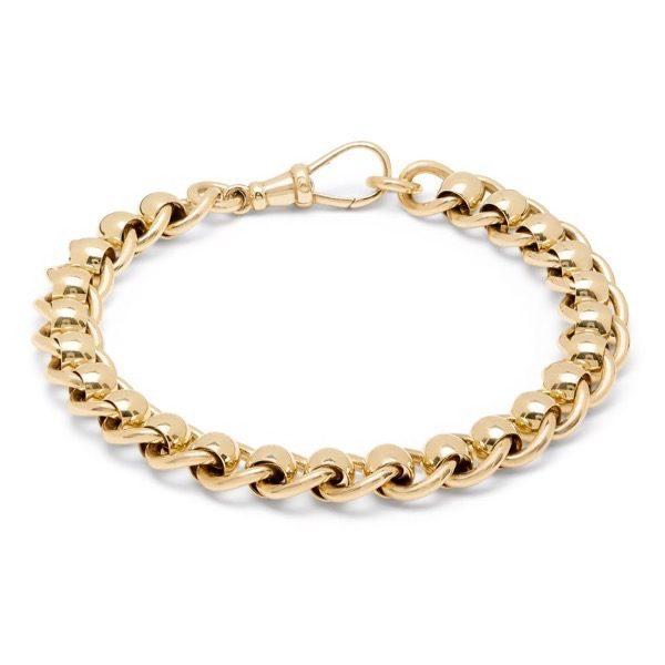 Philippa-Herbert-Charm-Bracelet-9kt-Yellow-Gold-Kelmscott
