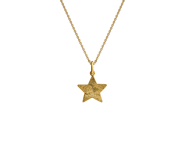 Philippa-Herbert fingerprint star charm