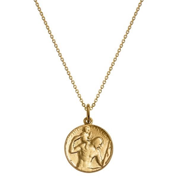 Philippa_Herbert_Large_Gold_StChristopher_Charm