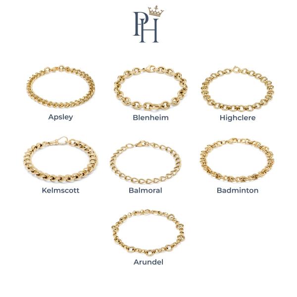 philippa-herbert-solid-9ct-yellow-gold-bracelet-chain-chart