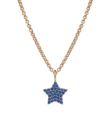 Chubby Star Necklaces