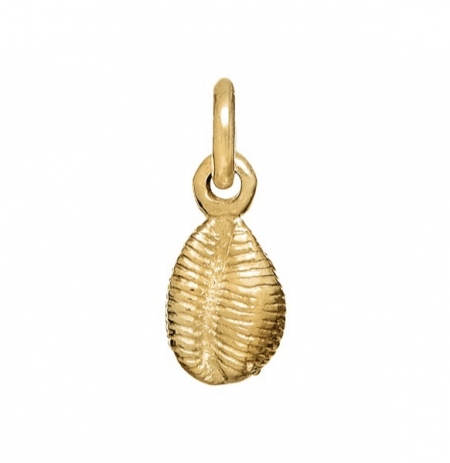 Cowrie Shell Charm