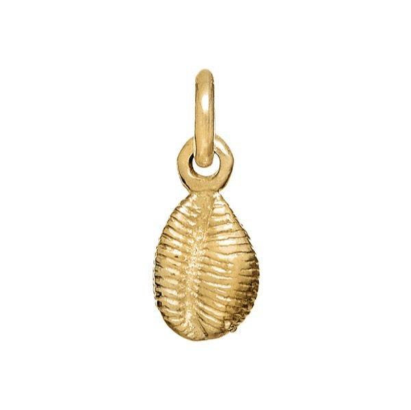 philippa-herbert-9kt-yellow-gold-cowrie-shell-charm-pendant
