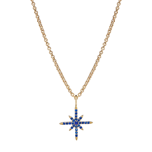 philippa-herbert-9kt-yellow-gold-north-star-necklace-dark-blue