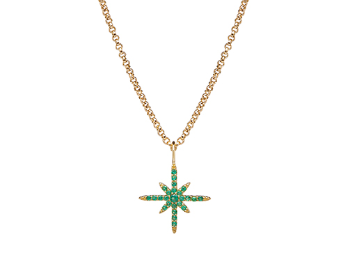philippa-herbert-north-star-necklace-green tsavorite