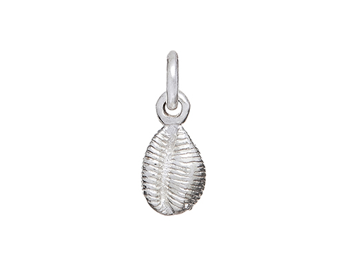 philippa-herbert-Charm-Cowrie-Shell-Silver
