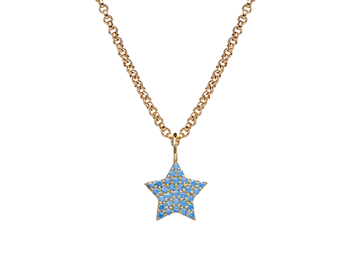 philippa-herbert-Chubby-Star-Necklace-Light-Blue