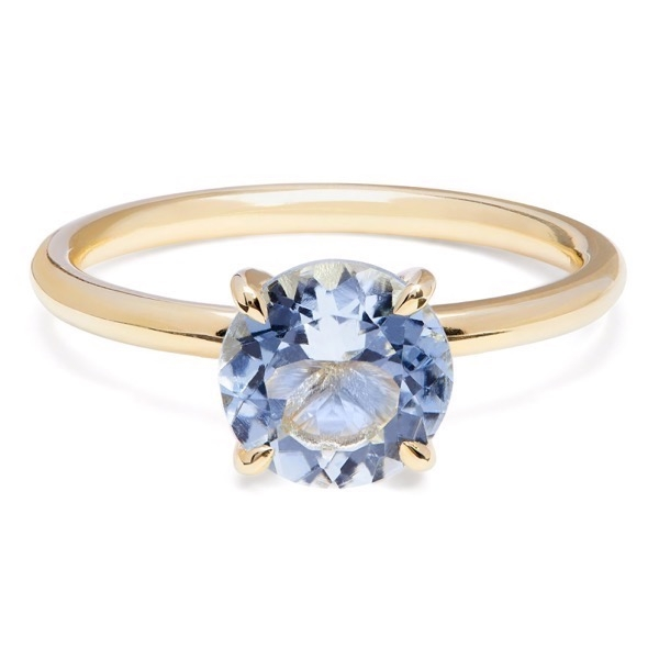 philippa-herbert-alexandra-felstead-cocktail-ring-9kt-yellow-gold-pale-blue aquamarine-brilliant-cut