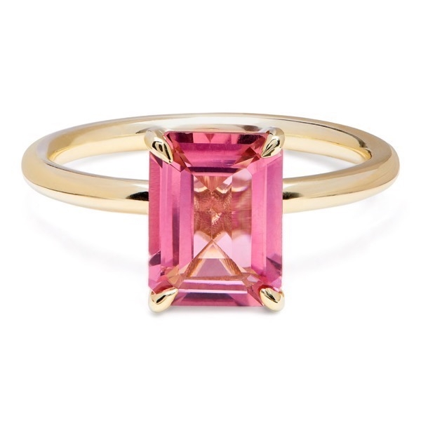 philippa-herbert-alexandra-felstead-cocktail-ring-9kt-yellow-gold-pink-tourmaline-octagon-cut