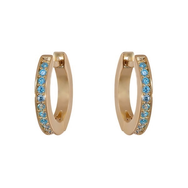 philippa-herbert-alexandra-felstead-hoop-earrings-9kt-yellow-gold-blue-topaz