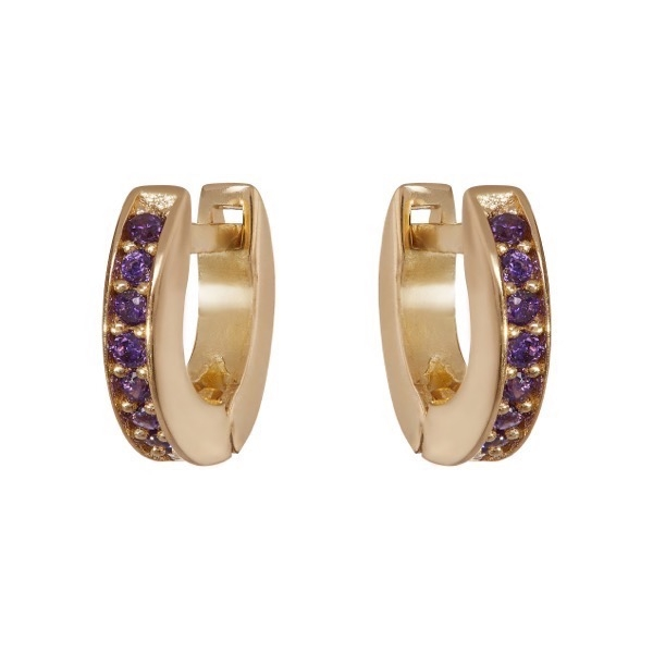 philippa-herbert-alexandra-felstead-huggies-9kt-yellow-gold-purple-amethyst