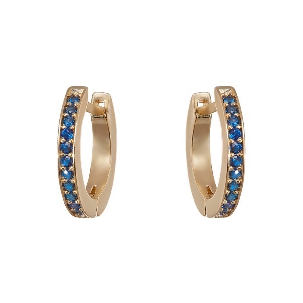 philippa-herbert-hoop-earrings-9kt-yellow-gold-blue-sapphire