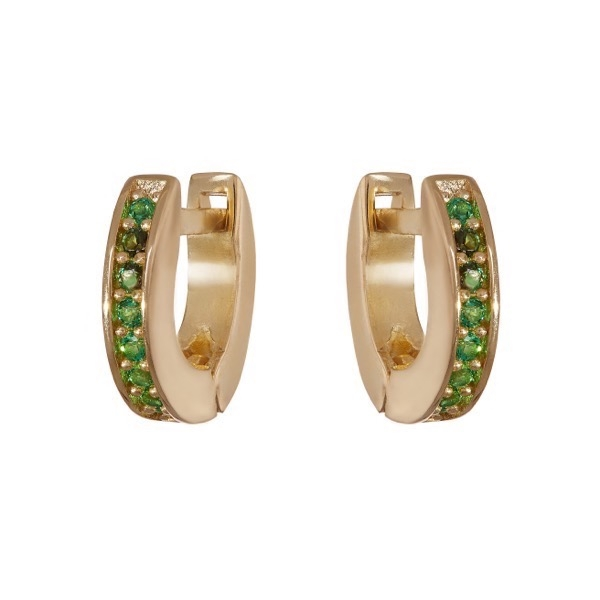 philippa-herbert-huggies-9kt-yellow-gold-green-tsavorite