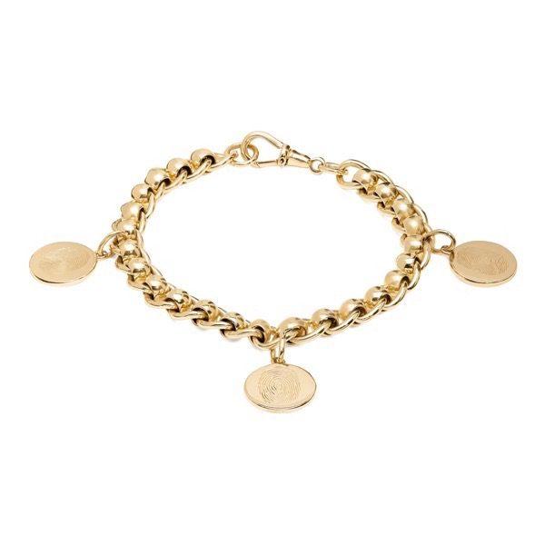 philippa_herbert_bespoke_9kt_yellow_gold_disc_charm_bracelet