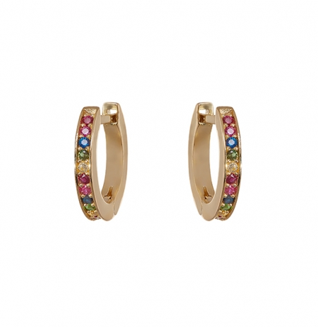 Alexandra Felstead Hoop Earrings
