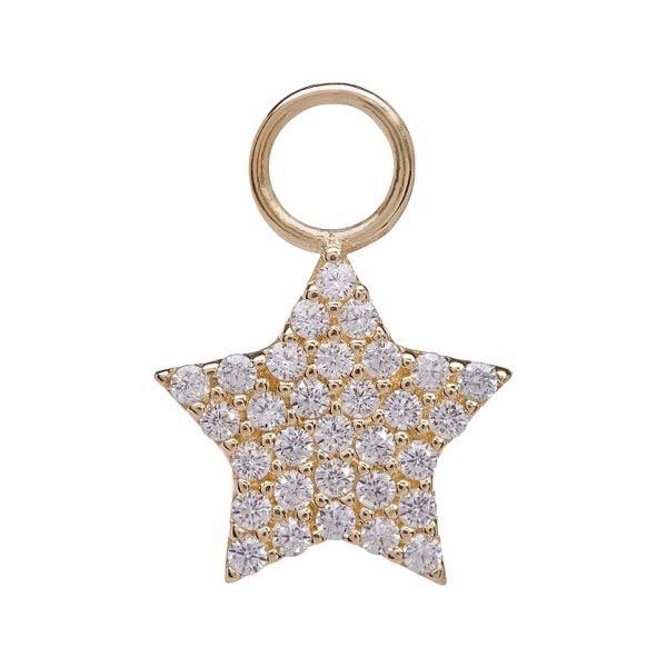 philippa-herbert-earring-drop-chubby-star-9kt-yellow-gold-white-sapphire copy