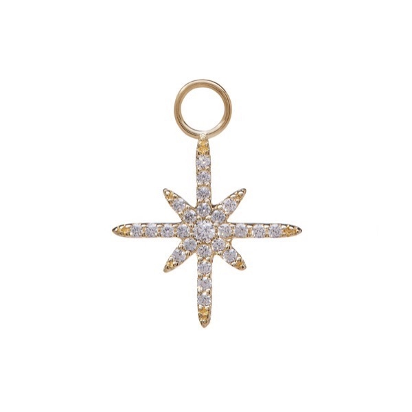 philippa-herbert-earring-drop-north-star-9kt-yellow-gold-white-sapphire