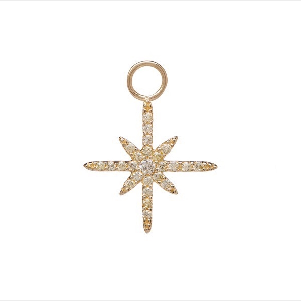 philippa-herbert-earring-drop-north-star-9kt-yellow-gold-yellow-sapphire