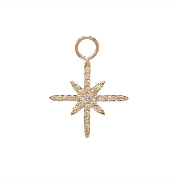 philippa-herbert-earring-drop-north-star-9kt-yellow-gold-yellow-sapphire