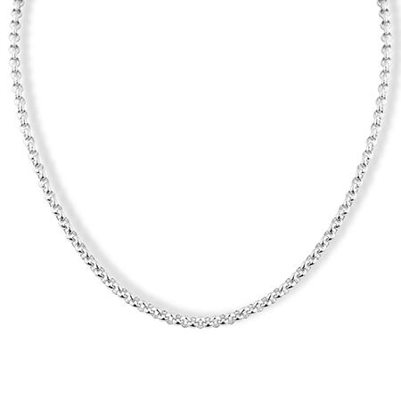 Silver Belcher Chains