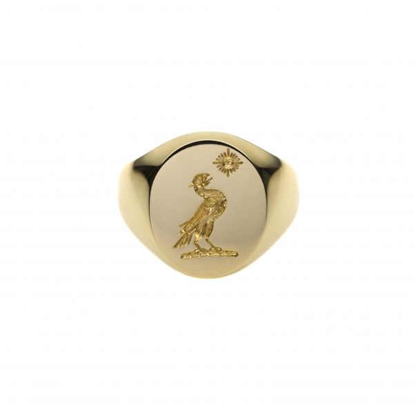 philippa-herbert-9ct-yellow-gold-crest-engraved-signet-ring-view1
