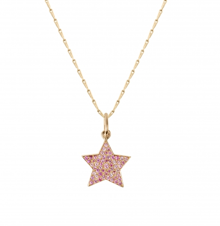 Pavé Set Star Charm