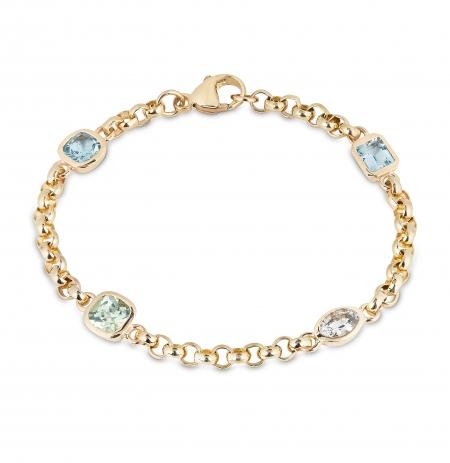 Bespoke Birthstone Bracelets