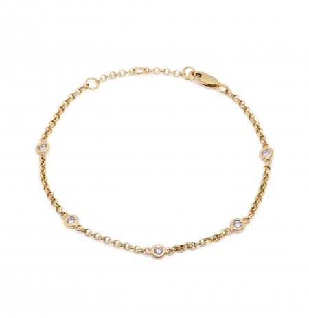 philippa-herbert-9ct-yellow-gold-bespoke-brilliant-cut-diamond-bracelet