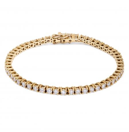 philippa-herert-18-ct-yellow-gold-diamond-tennis-bracelet