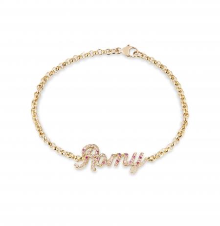 philippa-herbert-18-ct-gold-pink-sapphire-name-bracelet-2