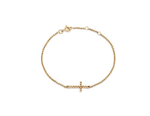 philippa-herbert-9ct-yellow-gold-plain-bobble-cross-bracelet-cat-page