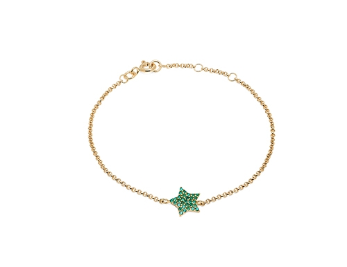 philippa-herbert-solid-9ct-yellow-gold-chubby-star-braclet-green-cat-page
