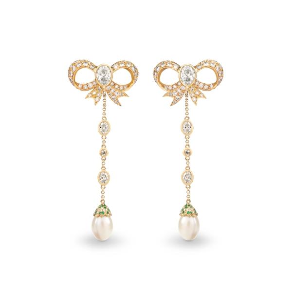 philippa-herbert-18ct-yellow-gold-diamond-bespoke-bow-earrings-drops
