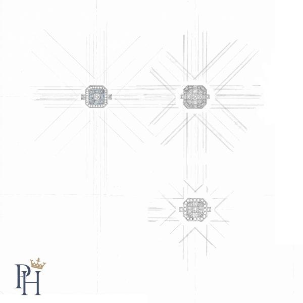 philippa-herbert-bespoke-platinum-diamond-engagement-ring-drawings
