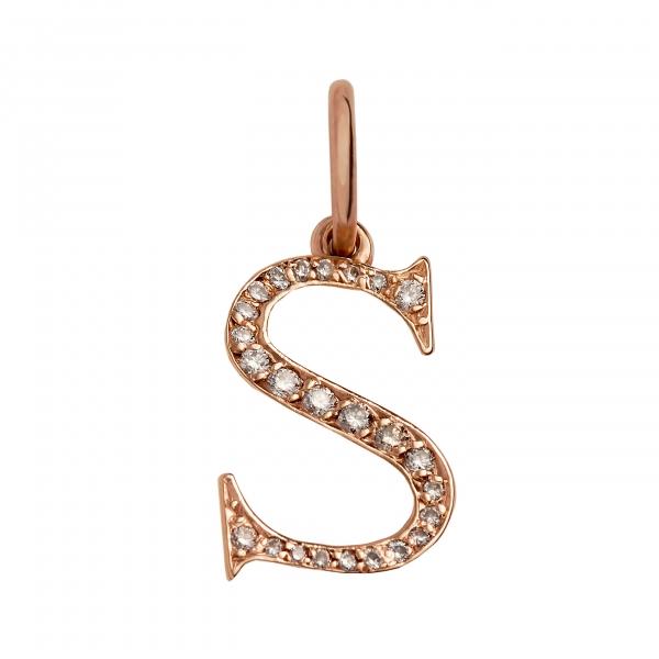 philippa-herbert-9ct-rose-gold-diamond-initial-s